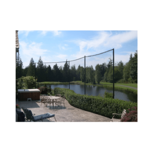 Cimarron 25' x 100' Golf Barrier Netting
