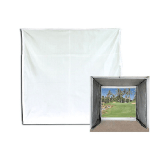 Cimarron 10' x 10' Golf Simulator Screen
