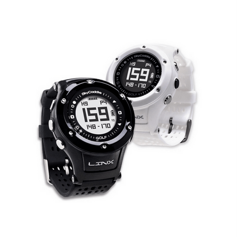 SkyCaddie LinxVue GPS Golf Watch