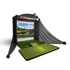Image of TruGolf Vista 8 Pro Golf Simulator
