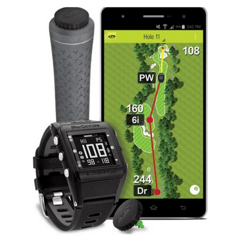 SkyCaddie LINX GT Golf Watch