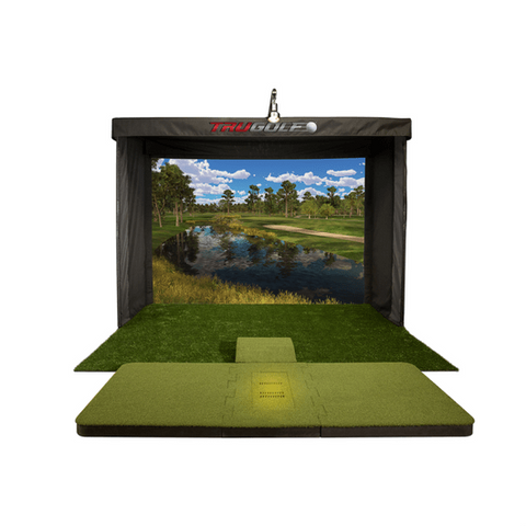 Vista 12 Golf Simulator