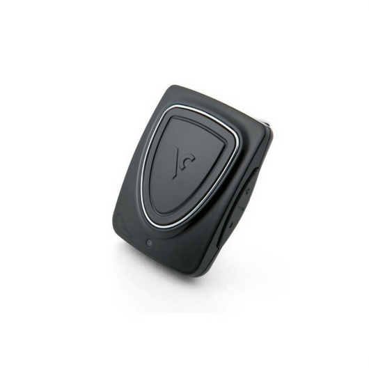 Black VC200 Voice Golf GPS