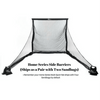 Image of Home Series Side Barriers - (2 Sandbags Included)