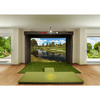 Image of TruGolf Vista 12 Golf Simulator at home