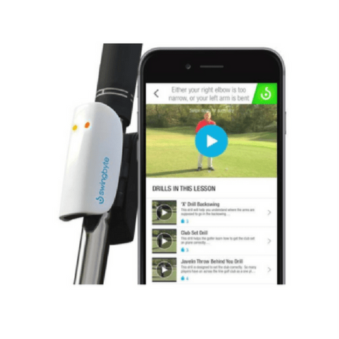 Swingbyte 2 Swing Analyzer