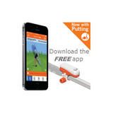 Lightweight SkyPro Golf Swing Analyzer