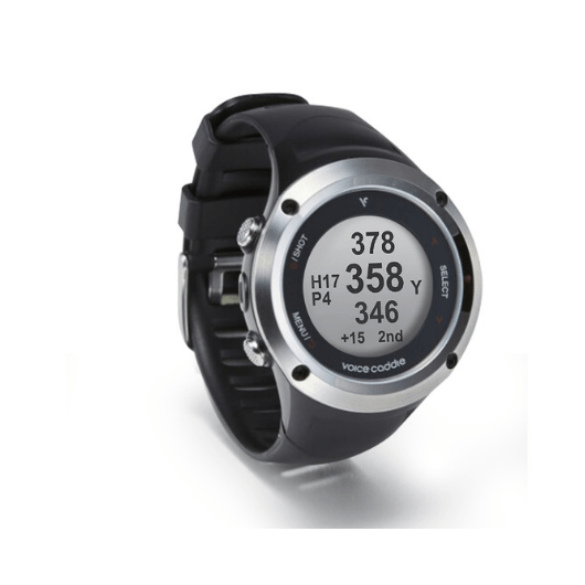 Voice Caddie G2 Hybrid Golf GPS Watch with Slope