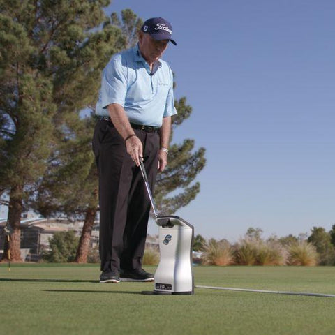 butch harmon putting with gcquad