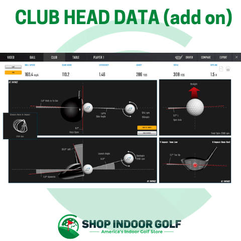 Foresight Sports GCQuad SIG12 Golf Simulator