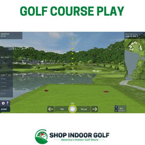 OptiShot BallFlight Training Package