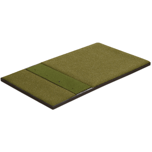 fiberbuilt 4' x 7' studio performance golf mat