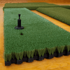 Image of fiberbuilt-grass-panel-within-net-return-platinum-golf-turf