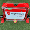 Image of flightscope mevo plus fixed alignment dock front view
