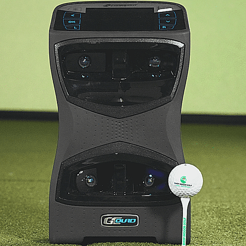 GCQuad Golf Launch Monitor by Foresight Sports