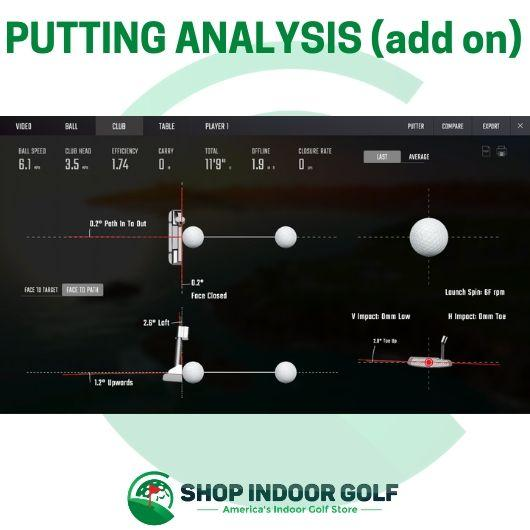 gcquad essential putting analysis