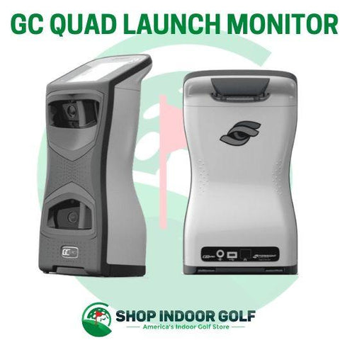gc quad golf launch monitor