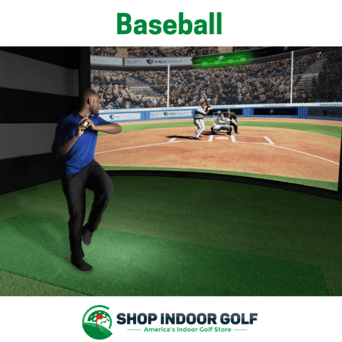 hd golf baseball
