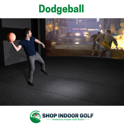 hd golf dodgeball