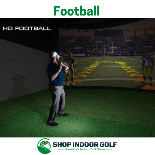 hd golf football