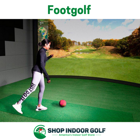 hd golf footgolf