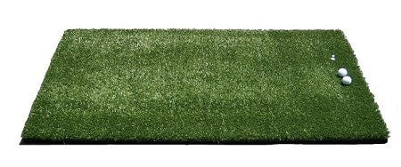 Big Moss Golf Mat for hitting golf balls at home or on the driving range