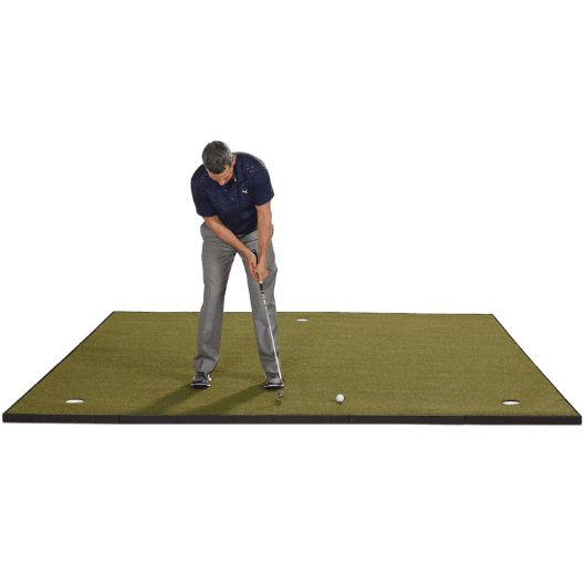 fiberbuilt 10' x 10' indoor putting green