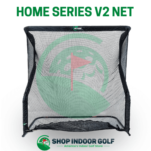 net return home series v2 golf net and frame