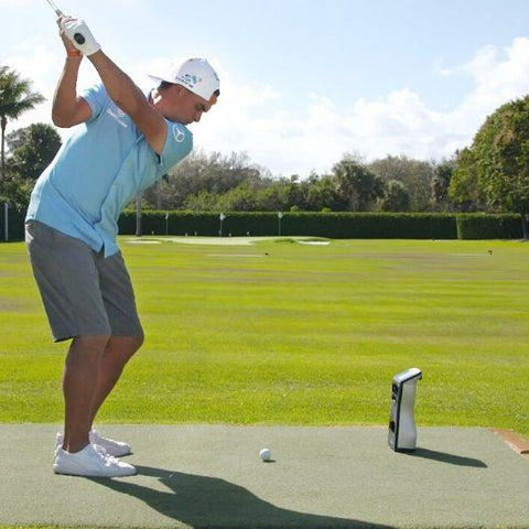 rickie fowler with gcquad
