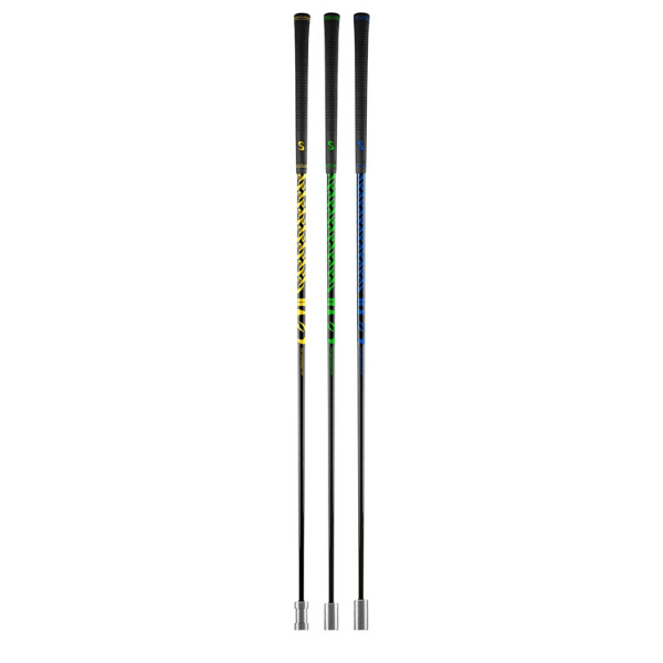 shafts on senior superspeed golf trainer