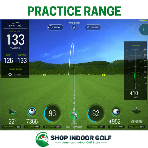 skytrak-game-improvement-plan-practice-range