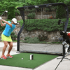 Image of the-net-return-home-series-multi-sport-golf-net