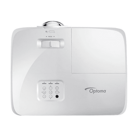 top-view-optoma-x318st-projector