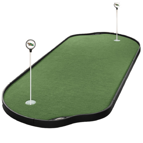 tour links putting green 4' x 10'