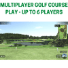 Image of golf course play on uneekor