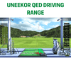 Image of driving range feature on uneekor qed