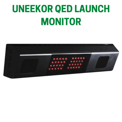 UNEEKOR QED launch monitor