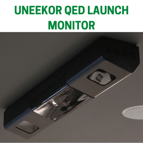 Uneekor QED Mounted on Ceiling