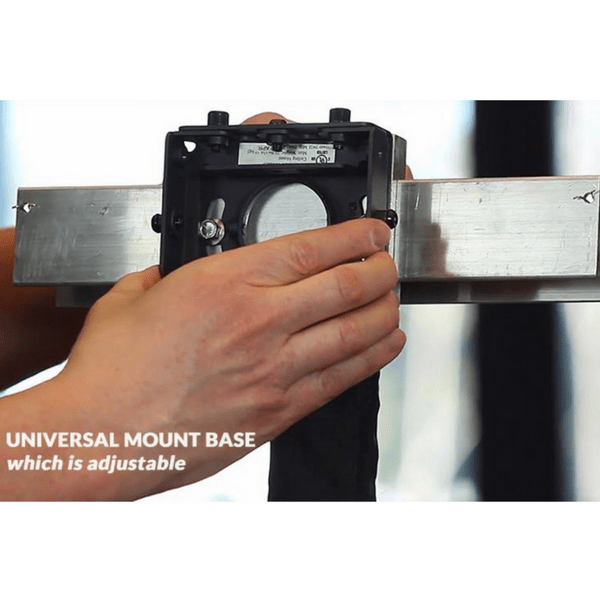 universal projector mount base