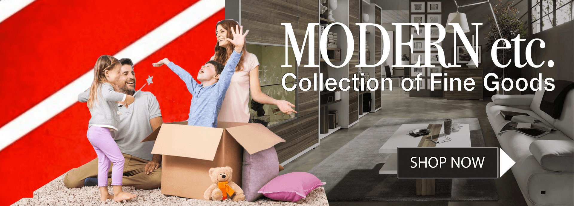 Modern etc's Full Collection of Fine Goods