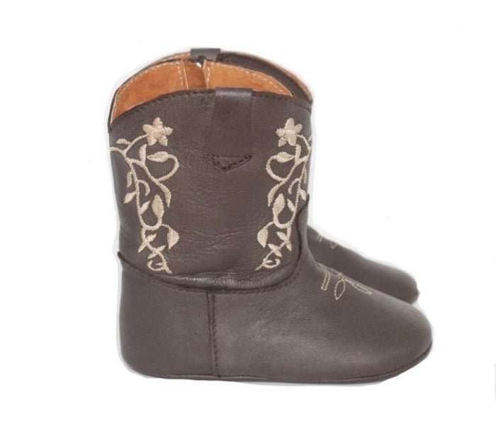 Brown Bristol Boots