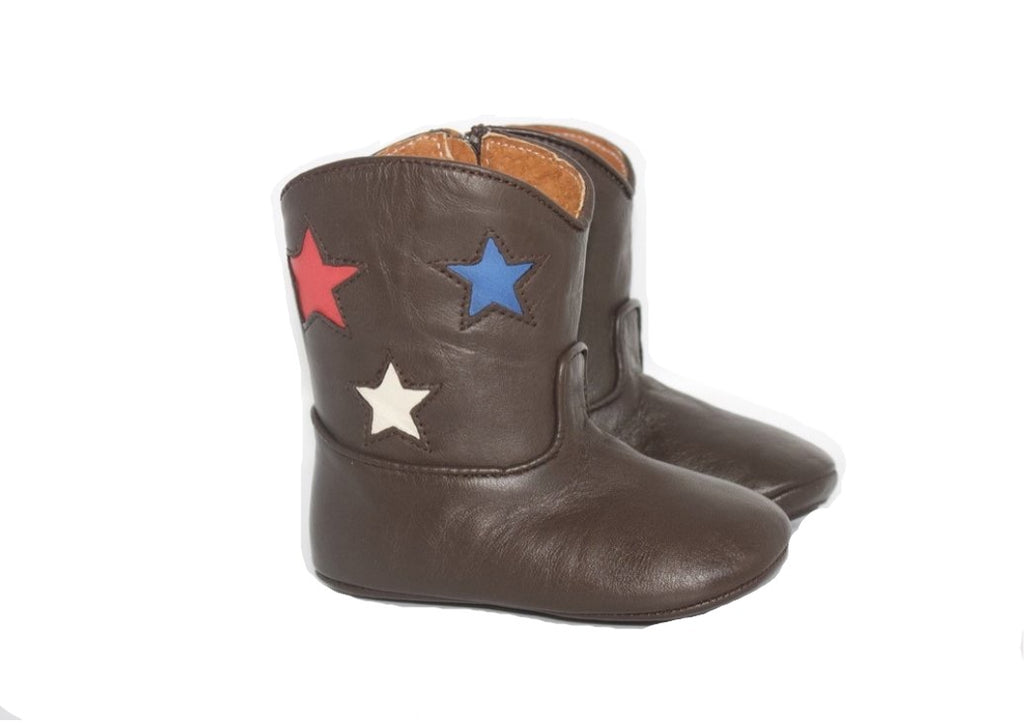 Chocolate Spark Boots