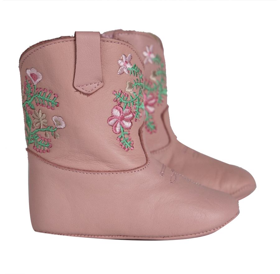 Juliet Cowgirl Boots for Pink