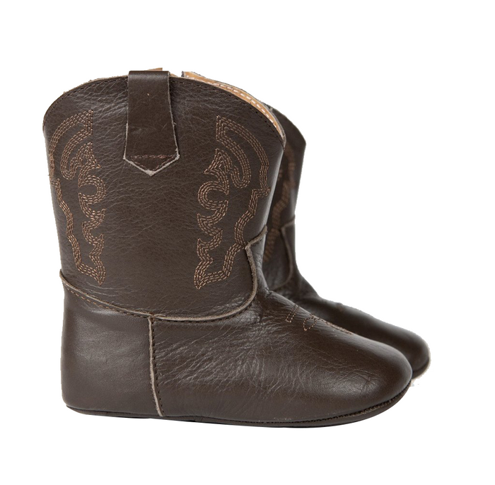 Brown Plano boots