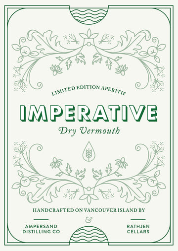 Imperative Dry Vermouth (750mL)