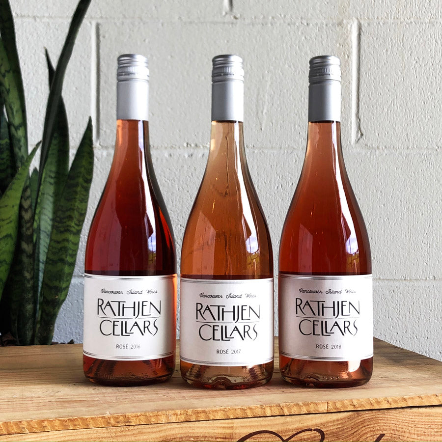 Rosé Vertical 3-pack