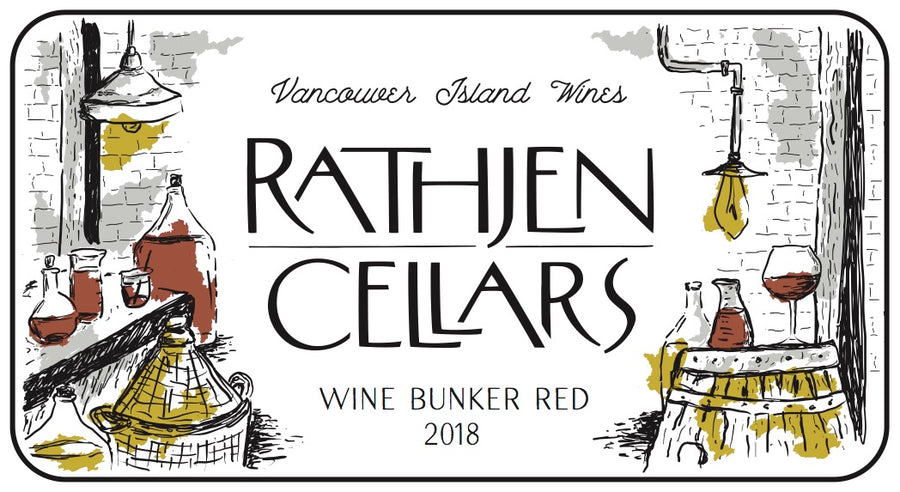 Wine Bunker Red 2018