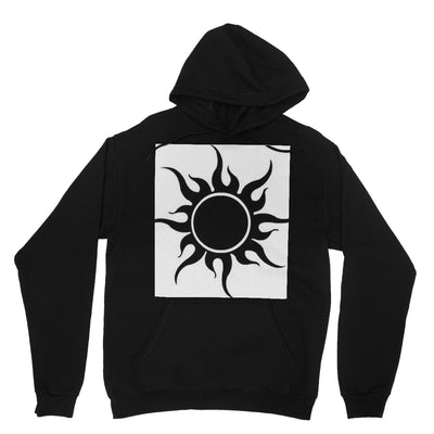 Crazy Desert Black Sun Heavy Blend Hooded Sweatshirt