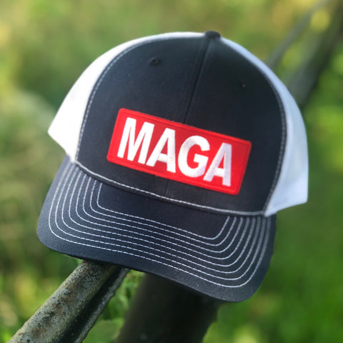 THE MAGA HAT - 112 Richardson