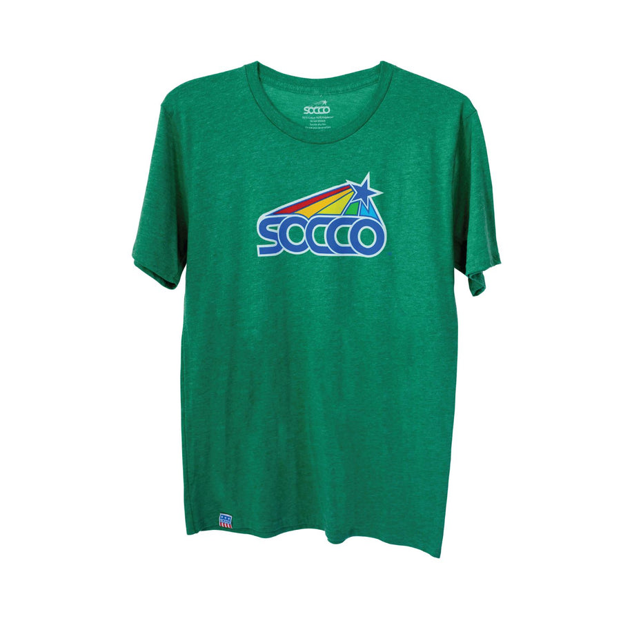 Star Tee Green - SOCCO®